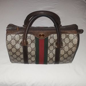 Gucci vintage Authentic bag made in Italy